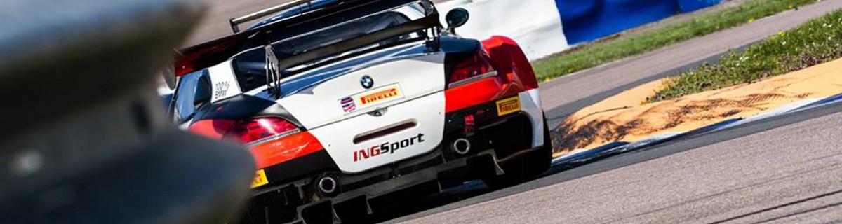 Motor Racing Hospitality