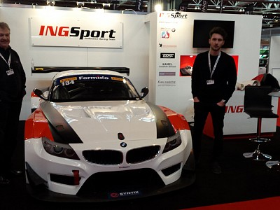 BMW Z4 GT3 Autosport International