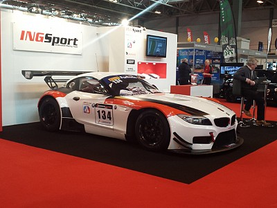 INGSport BMW Z4 Autosport International